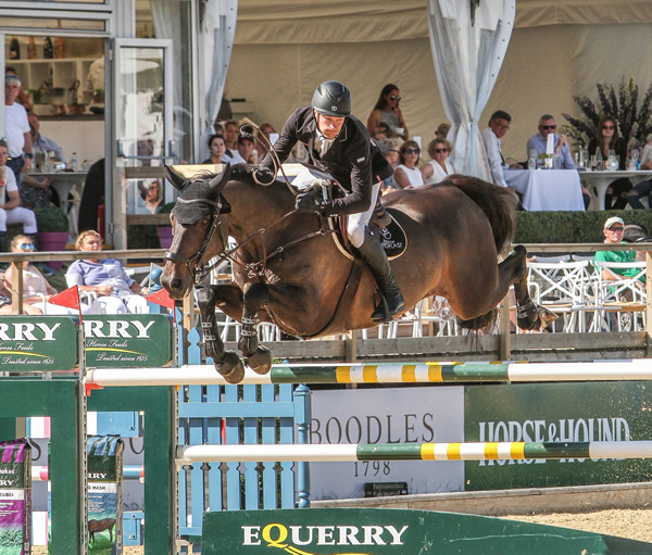 Exciting New Bentley Ride and Drive Competition at The Equerry Bolesworth International Horse Show