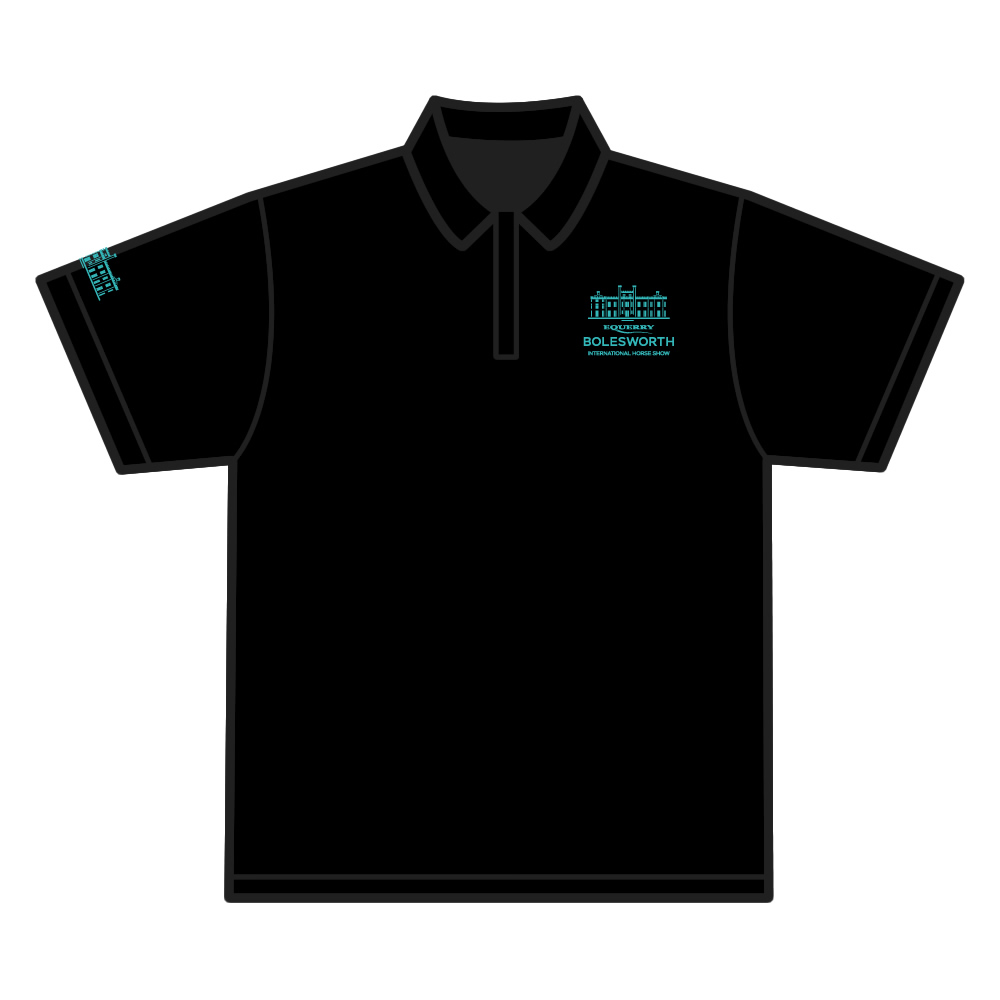 Adult Official 2019 Black Polo Shirt