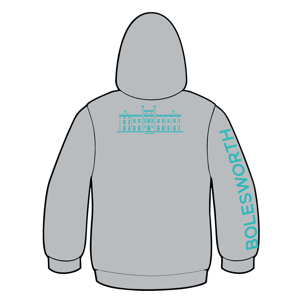 Adult Official 2019 Light Grey Hoodie