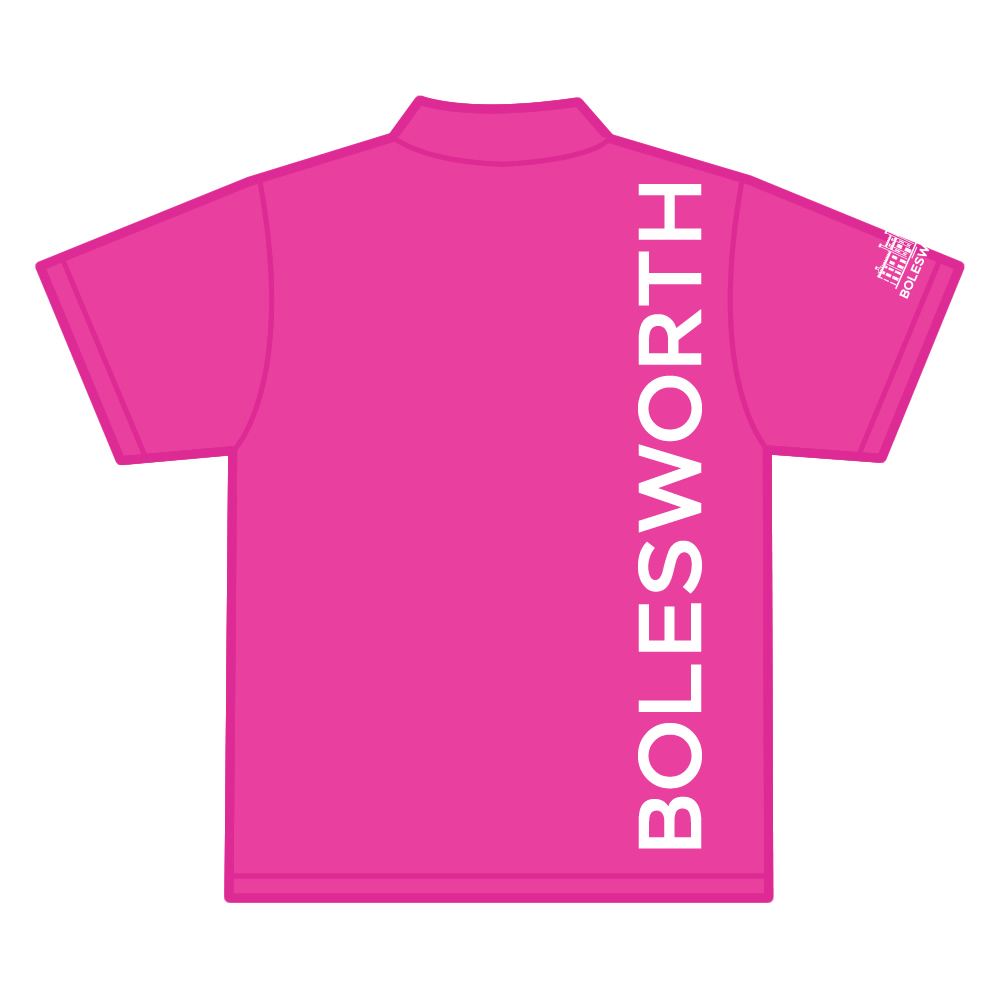 Adult Official 2019 Pink Polo Shirt